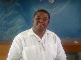 Jacques Maurice Haiti, direceteur de la Radio Shalom Haiti, responsable de Maurice Communication, predicateur de l'evangile
